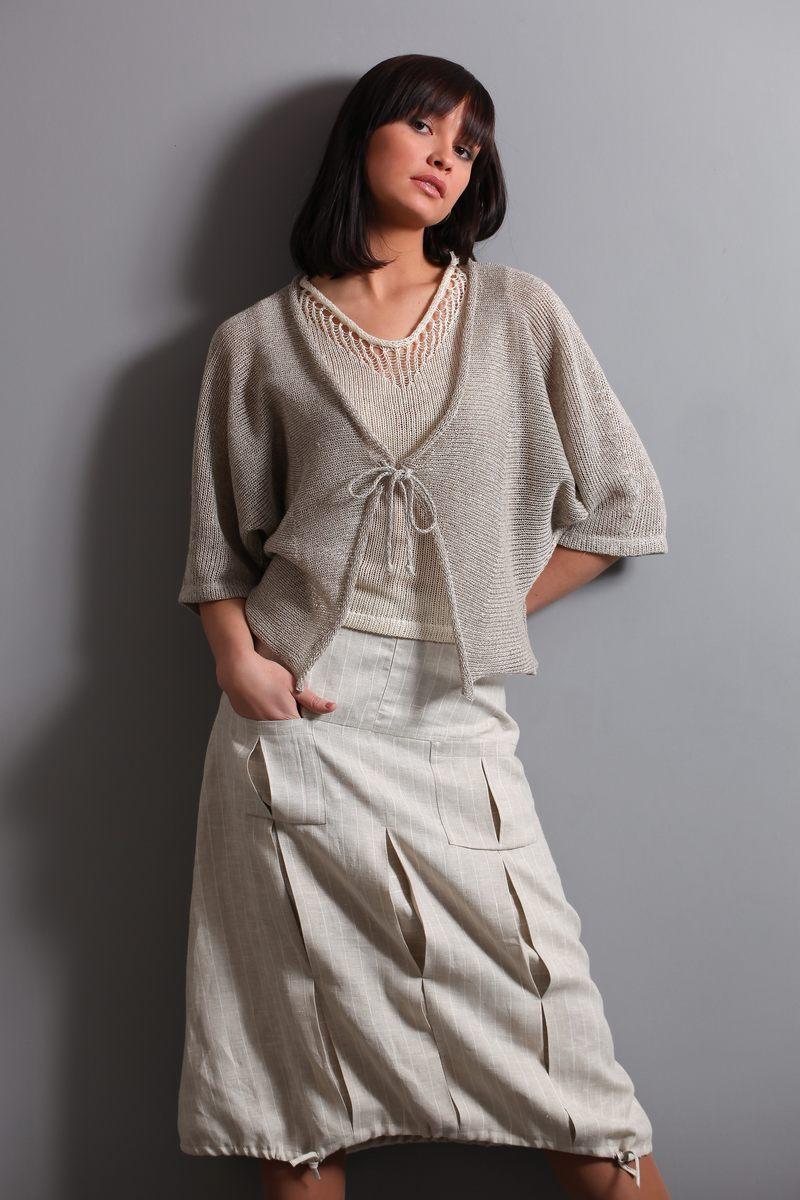 Купить Женскую Льняную Одежду